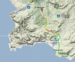 Grabouw, Higlands road, Arabella, Sandbaai